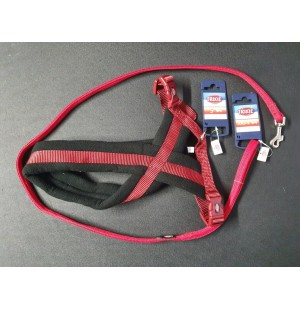 TRIXIE HARNESS LEASH SET